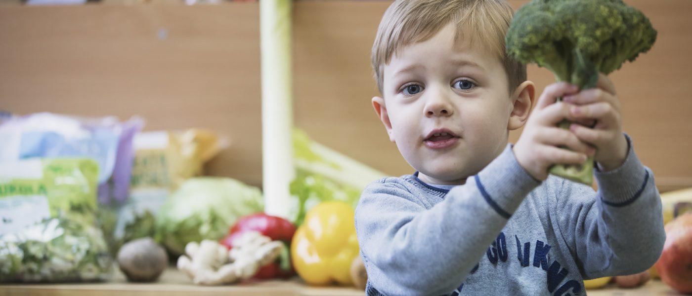 Twoje dziecko nie chce jeść warzyw?