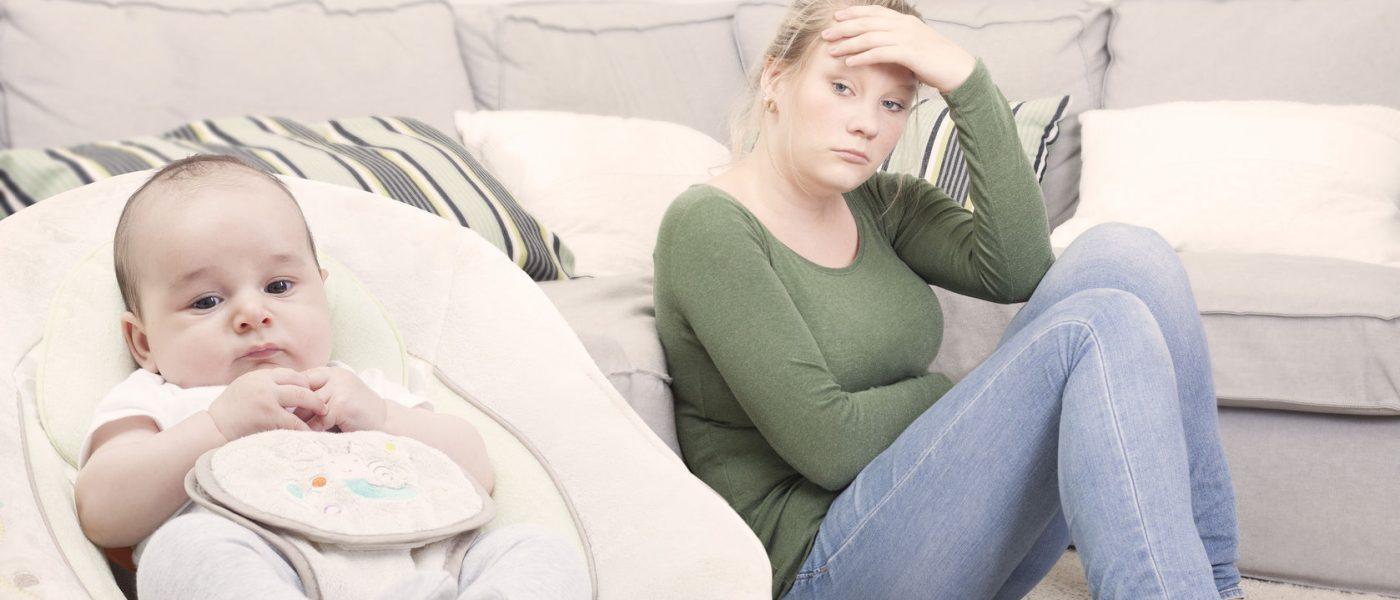 Depresja poporodowa. Baby blues. Czy rzeczywiście nie kochasz swojego dziecka?