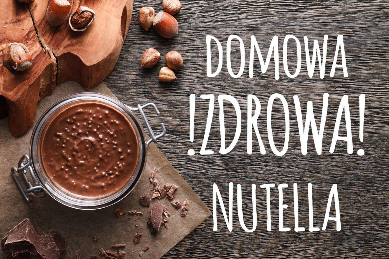Domowa nutella – raz spróbujesz i pokochasz!