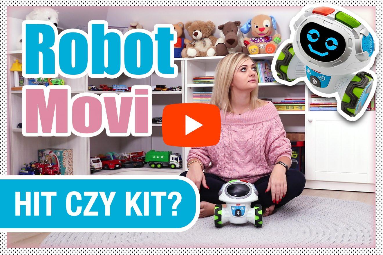 Czy warto kupić robota Movi od Fisher-Price?