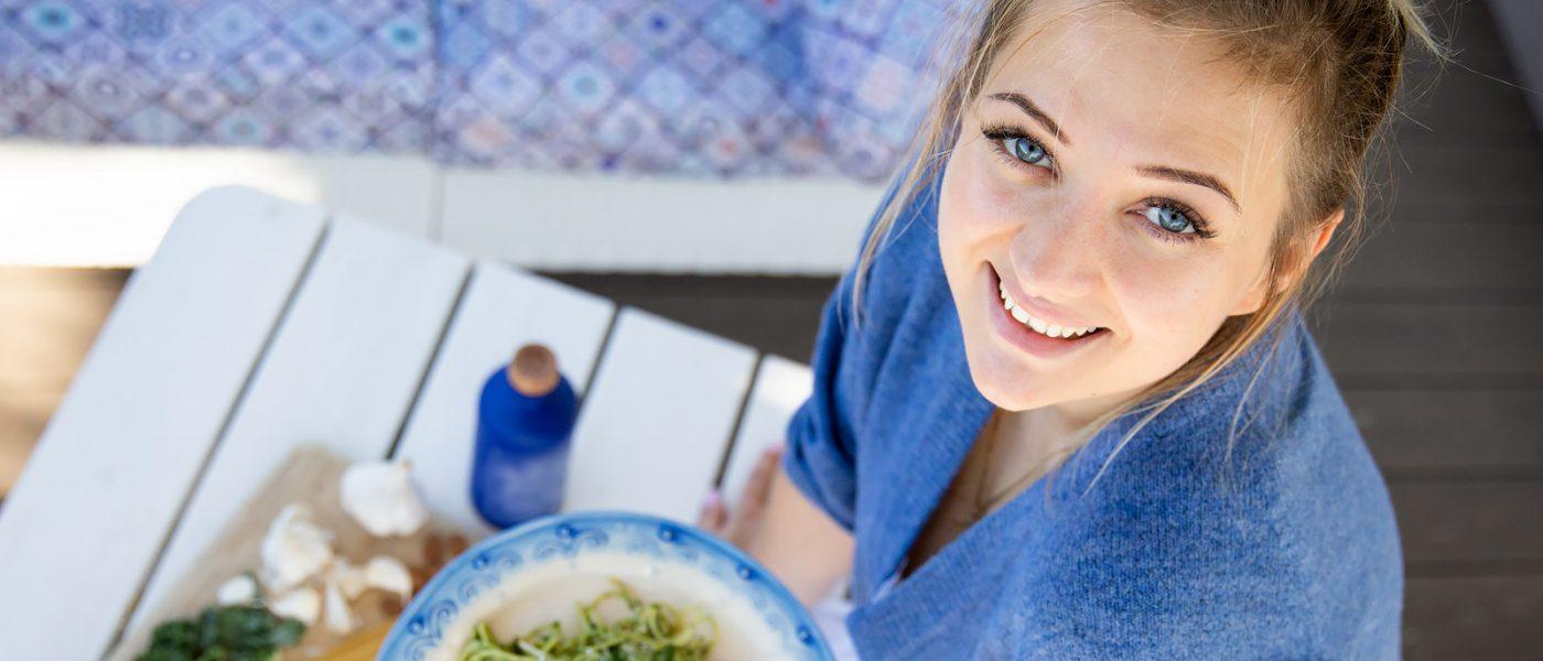 Najszybszy, makaronowy obiad świata! Zrobisz go w 8 minut!