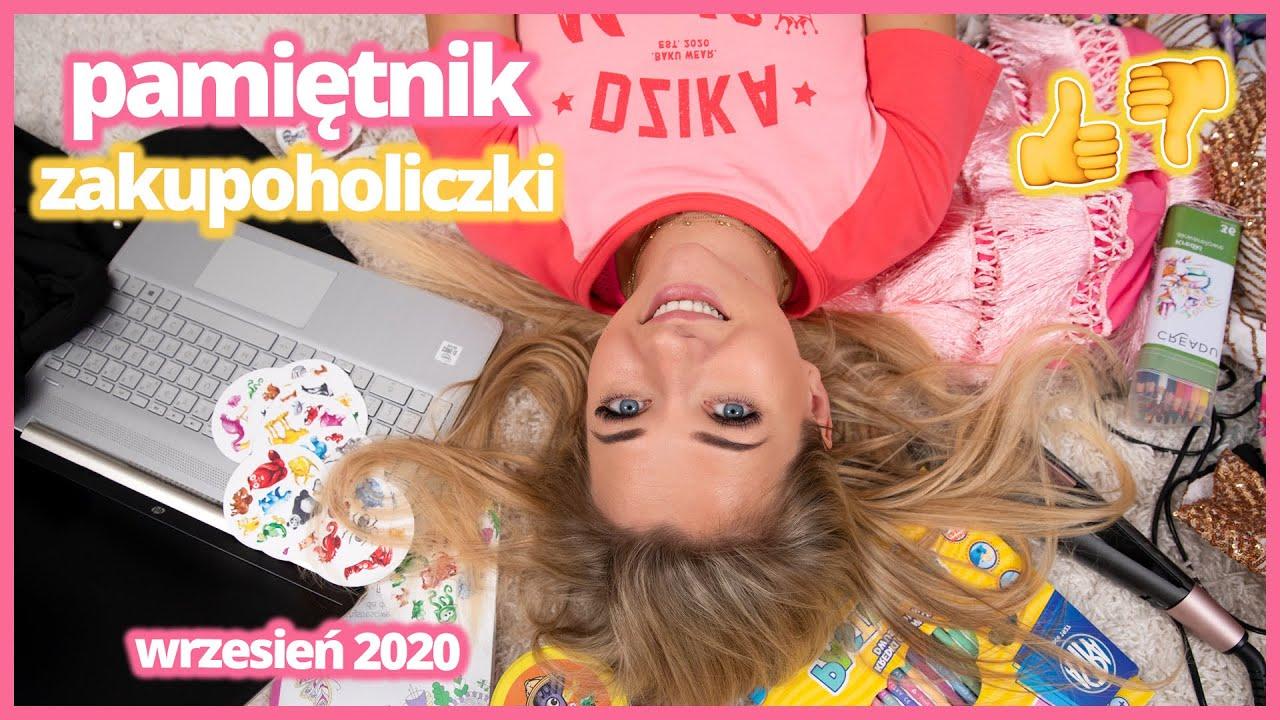 PAMIĘTNIK ZAKUPOHOLICZKI🔥 2020 WRZESIEŃ 😇